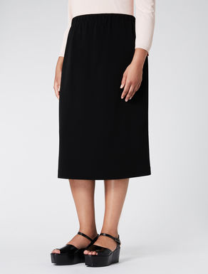 EASY TRAVEL Interlock skirt