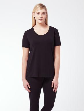 EASY T-shirt in stretch jersey