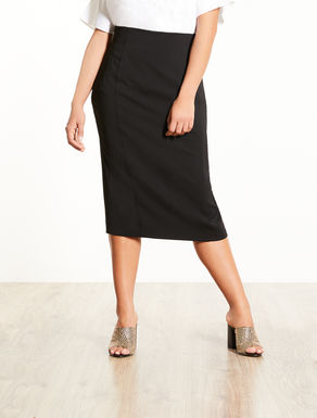 Floaty stretch skirt