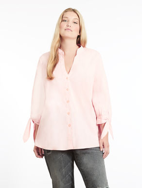 Stretch fabric shirt