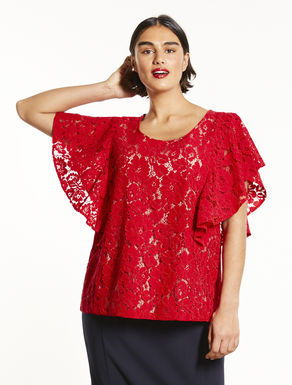 Rebrode lace tunic