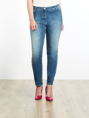 Vaquero corte Perfect de denim stretch