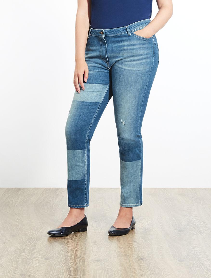 Jeans Perfect fit in denim stretch