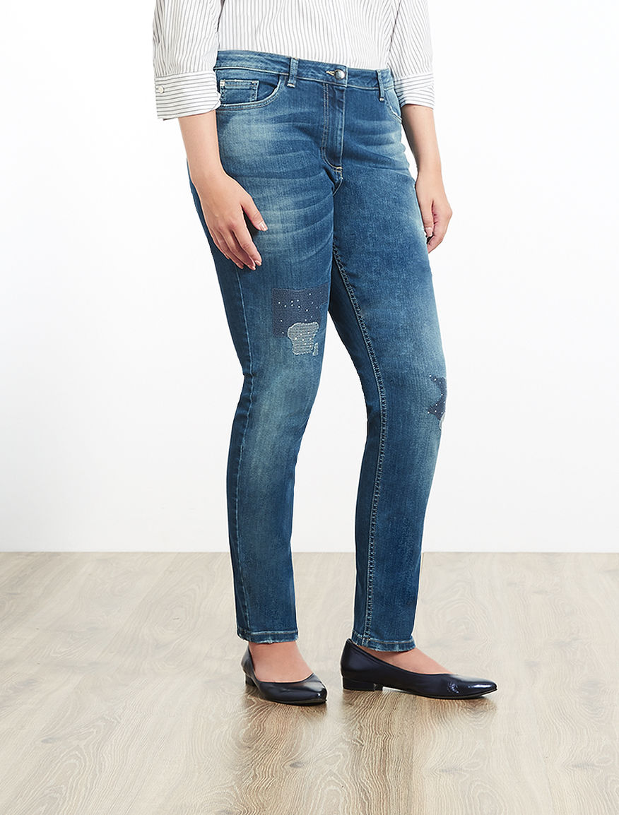 Jeans Shaping fit in denim stretch 78d685abb70