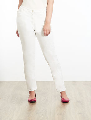Perfect-fit bull trousers