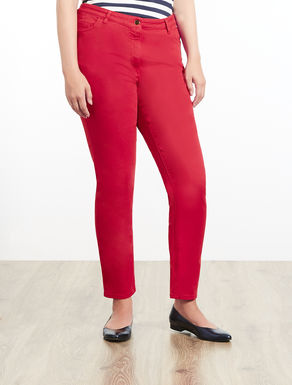 Pantalon coupe « Perfect » en coton