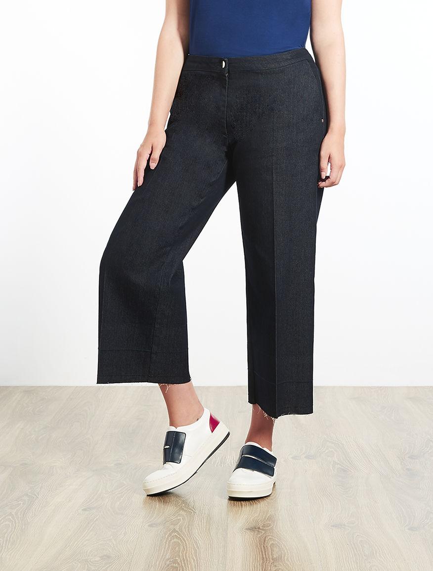 Pantaloni in denim leggero