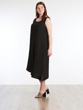 Vestido de lino ligero