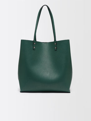 Coated-effect shopper