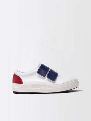 Sneakers con doble velcro