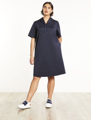Stretch jersey dress