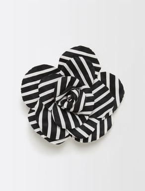 Flower pin.