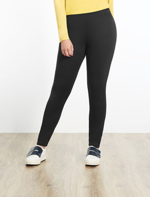 Milano-stitch leggings