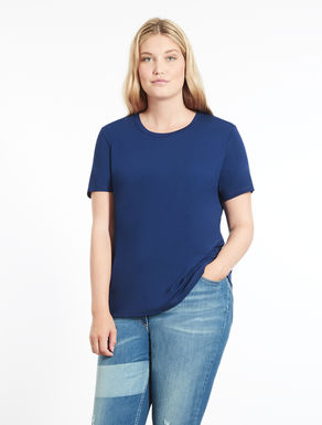 T-shirt in jersey stretch