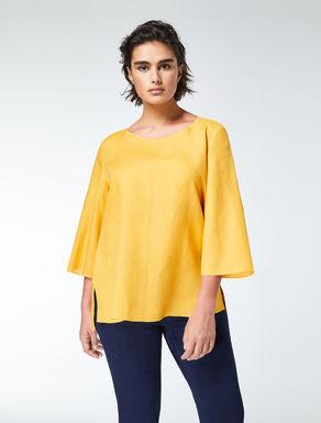 Lightweight linen tunic