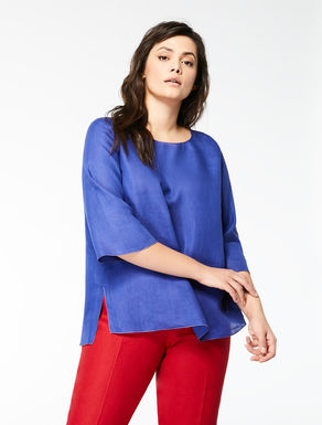 Lightweight linen tunic