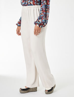 Cady palazzo trousers