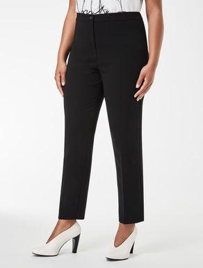 Pantalon en tissu technique stretch