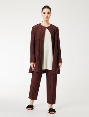Silk and linen jacket