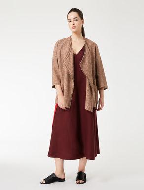 Bouclé fabric jacket