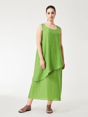 Lightweight linen dress