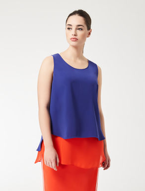 Lightweight triacetate top