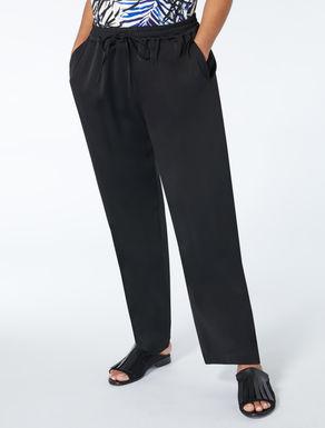 Envers satin trousers