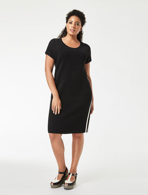 Comfortable viscose dress