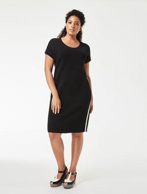 Kleid aus Komfort-Viskose