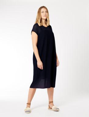 Stretch viscose dress