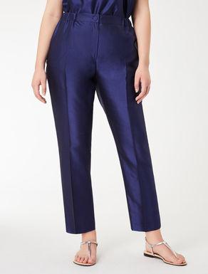 Hose aus Shantung