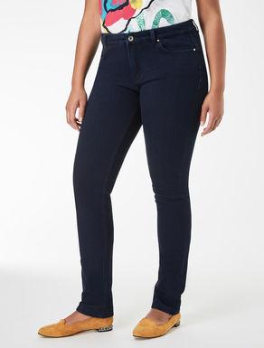 Pantalon «Wonder» en jersey compact