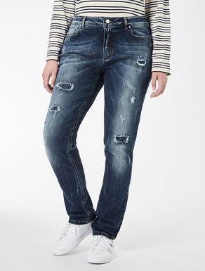 Jeans im Wonder-Fit aus Stretchdenim