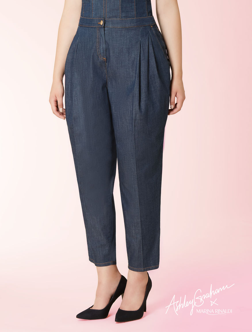 Jean en denim stretch