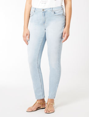 Stretch denim Wonder-fit jeans