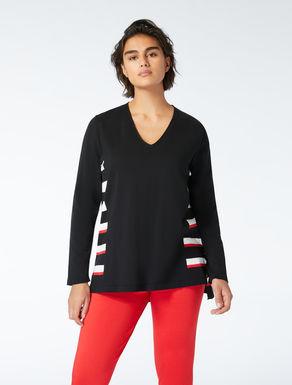 Jersey de algodón crepé