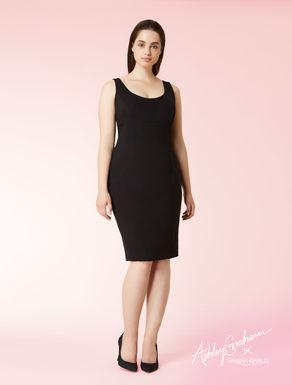 Jersey tube dress