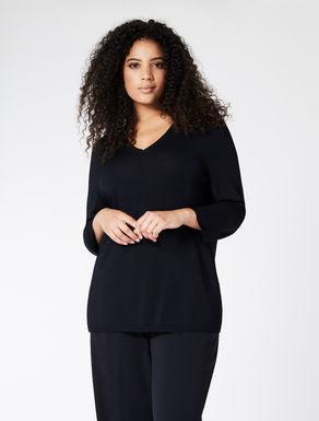 EASY TRAVEL Comfort viscose sweater