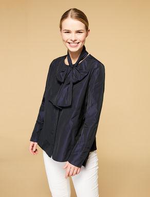 Taffeta blouse