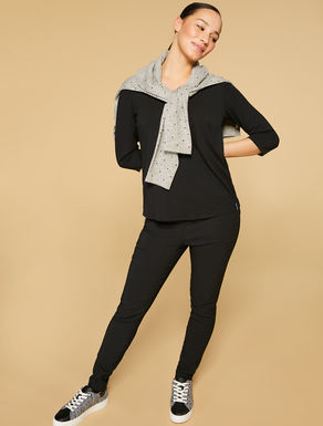 Pantalon en tissu super stretch