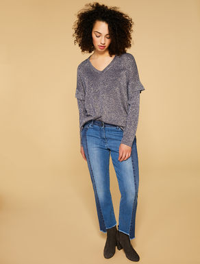 Jean coupe slim en denim stretch