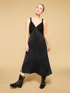 Envers satin dress