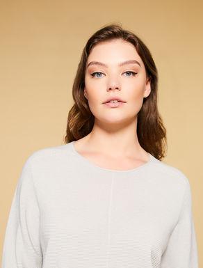 Wool-blend jumper