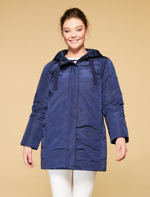 Taffeta quilted jacket