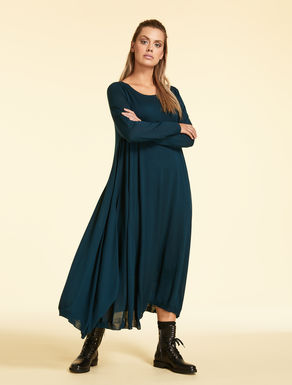 Pure wool dress