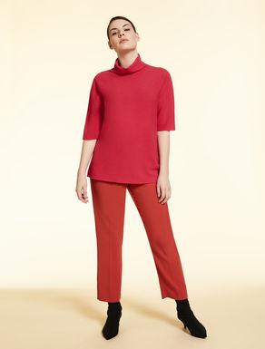 Pure cashmere jumper