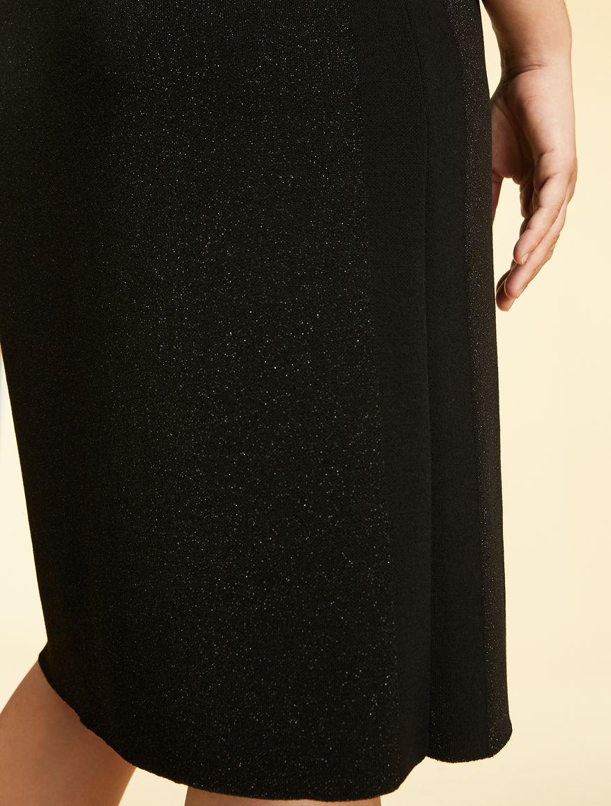 Pure wool and lurex dress f17e2d4ba77f