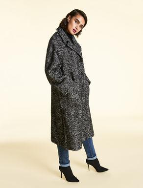 Manteau en bouclé