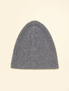 Mixed cashmere hat