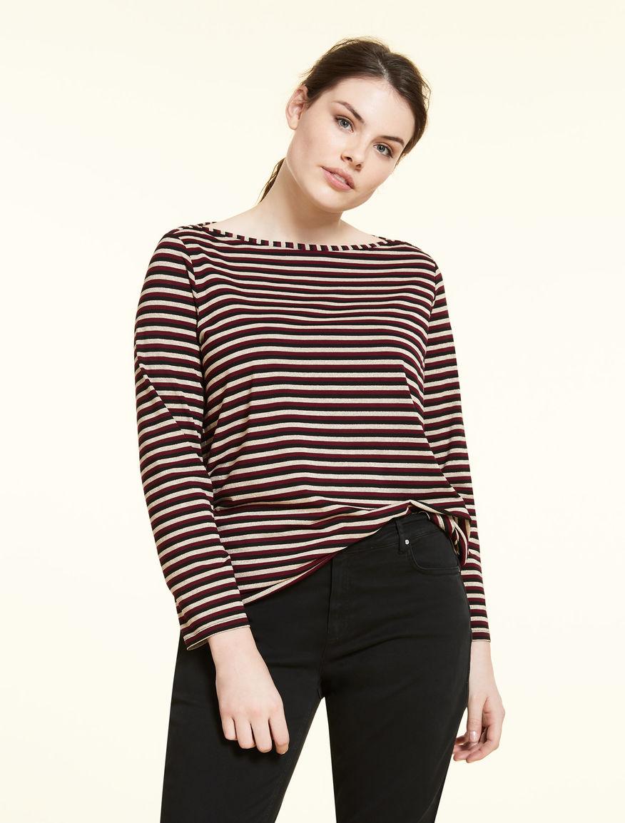 c13fdad3f997 Striped jersey T-shirt